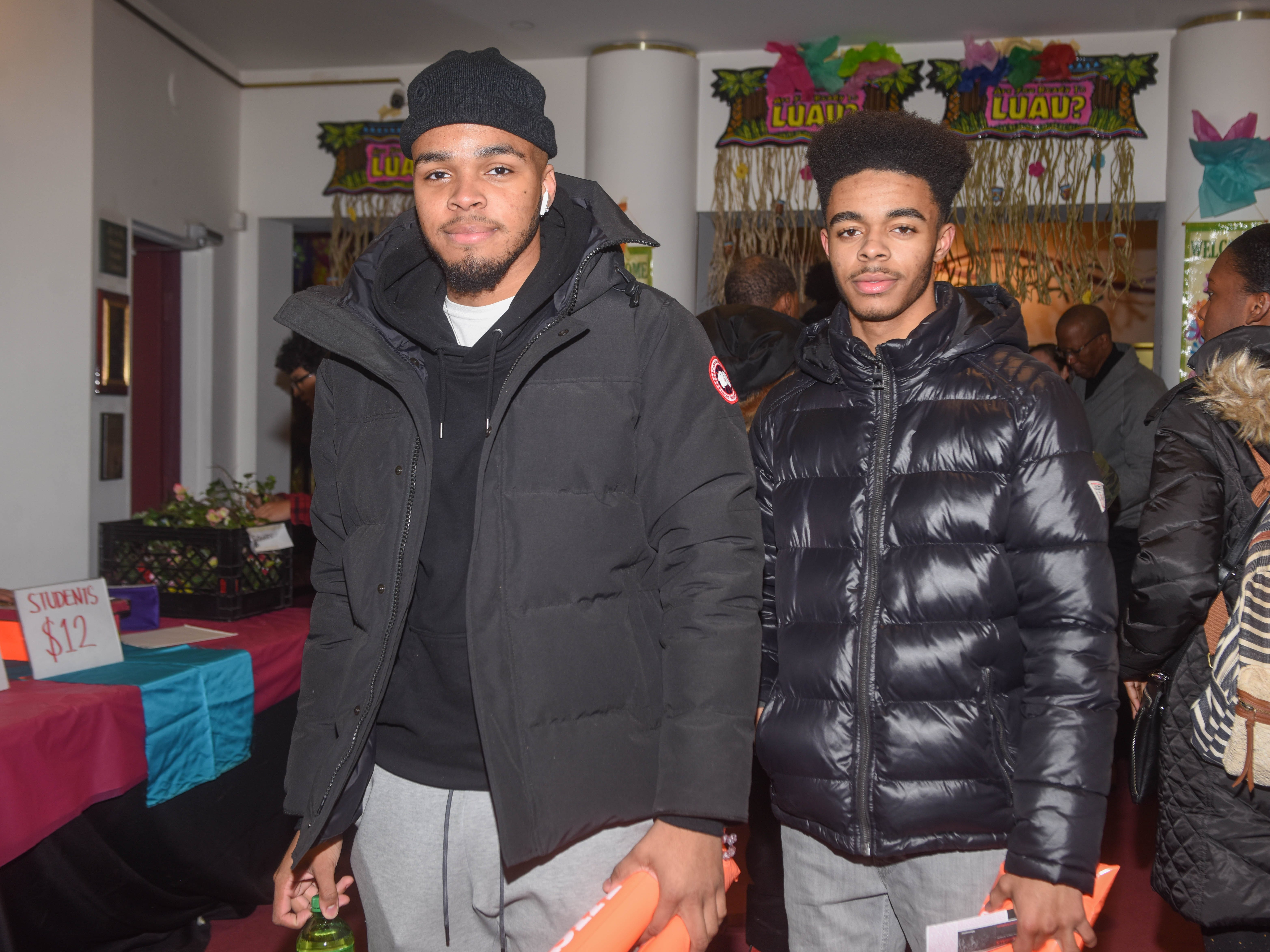 Tyreese and Jason. The 2019 Englewood Idol was held at bergenPAC theater. The singing competition is open to any high school student who currently lives or goes to school in Englewood, NJ. This years winner was Genesis Capellan. 01/11/2019