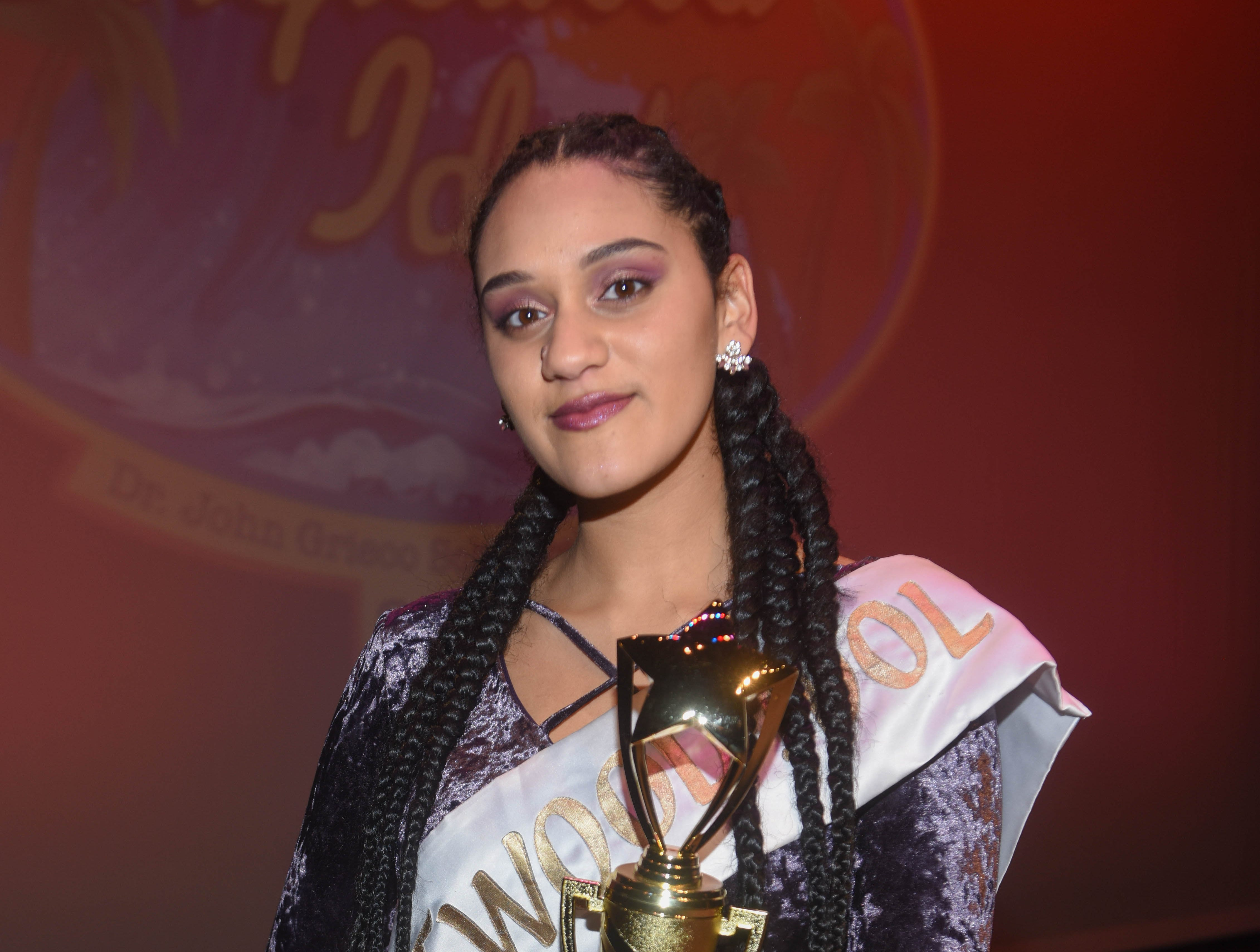 Genesis Capellan (2019 Englewood Idol Winner). The 2019 Englewood Idol was held at bergenPAC theater. The singing competition is open to any high school student who currently lives or goes to school in Englewood, NJ. This years winner was Genesis Capellan. 01/11/2019