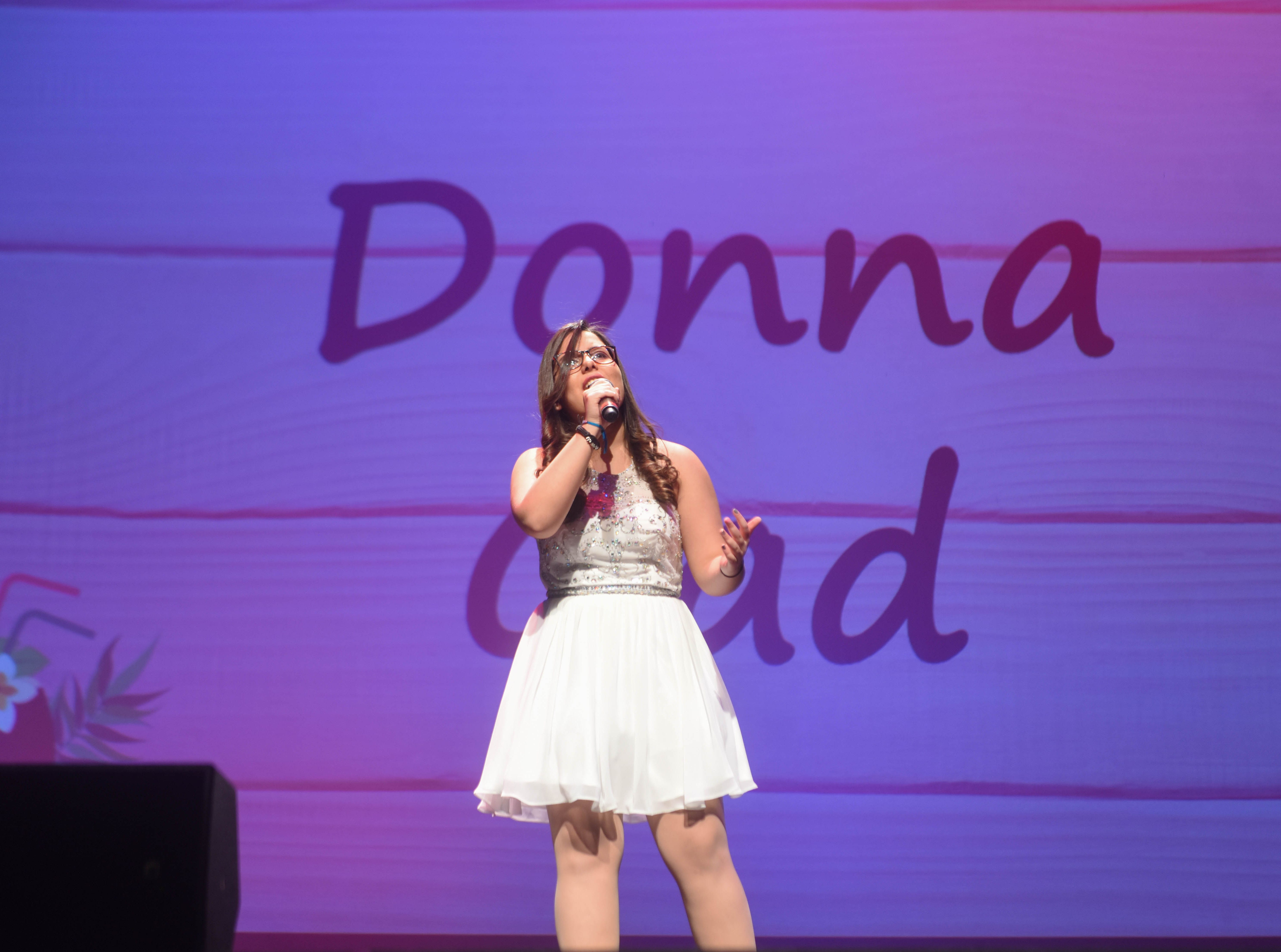 Donna Gad. The 2019 Englewood Idol was held at bergenPAC theater. The singing competition is open to any high school student who currently lives or goes to school in Englewood, NJ. This years winner was Genesis Capellan. 01/11/2019