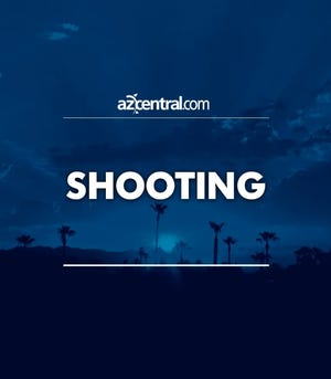 Phoenix fire officials confirm man, woman suffered serious wounds.