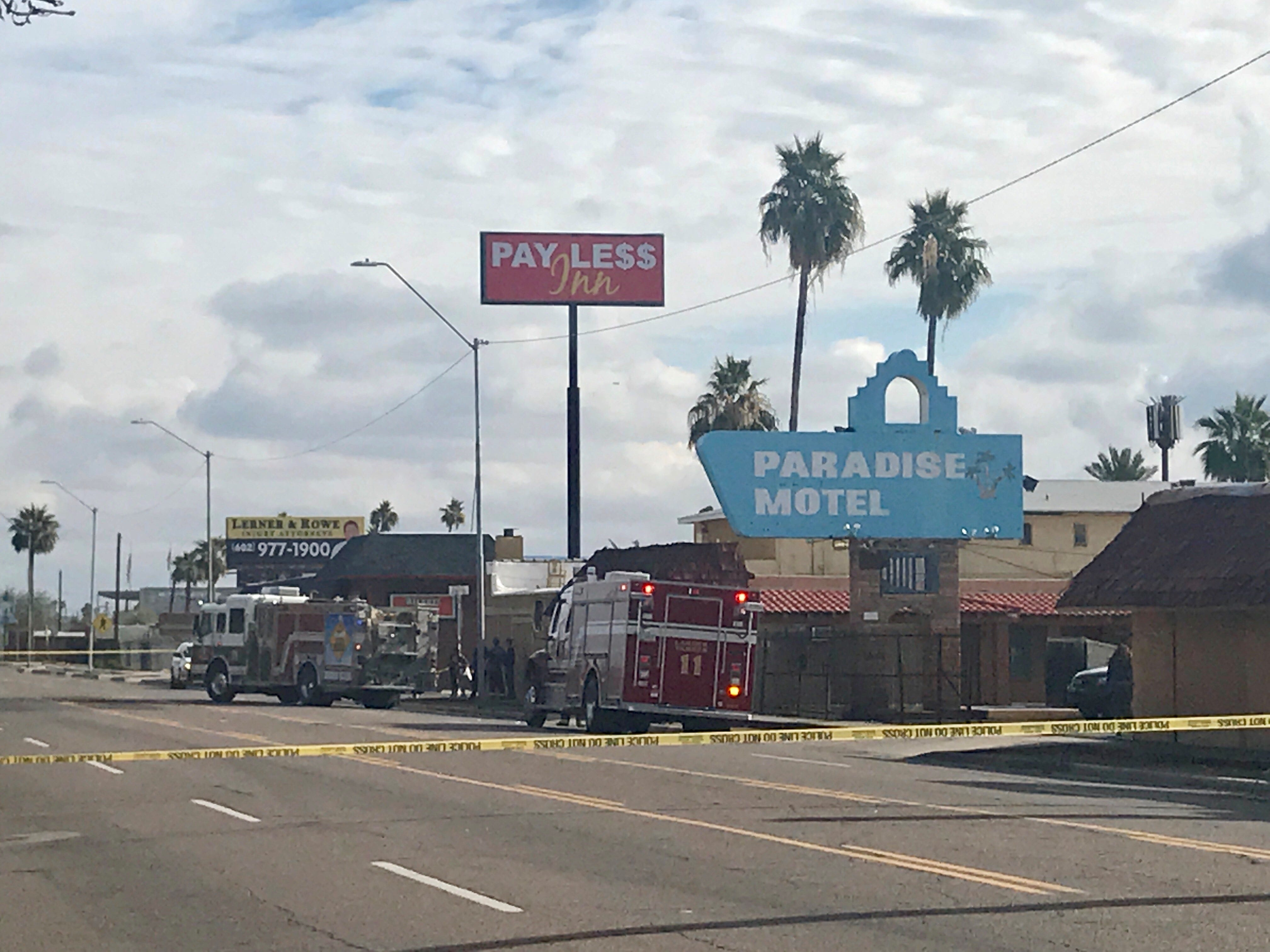 Police ID 18-year-old woman killed in Phoenix hotel shooting