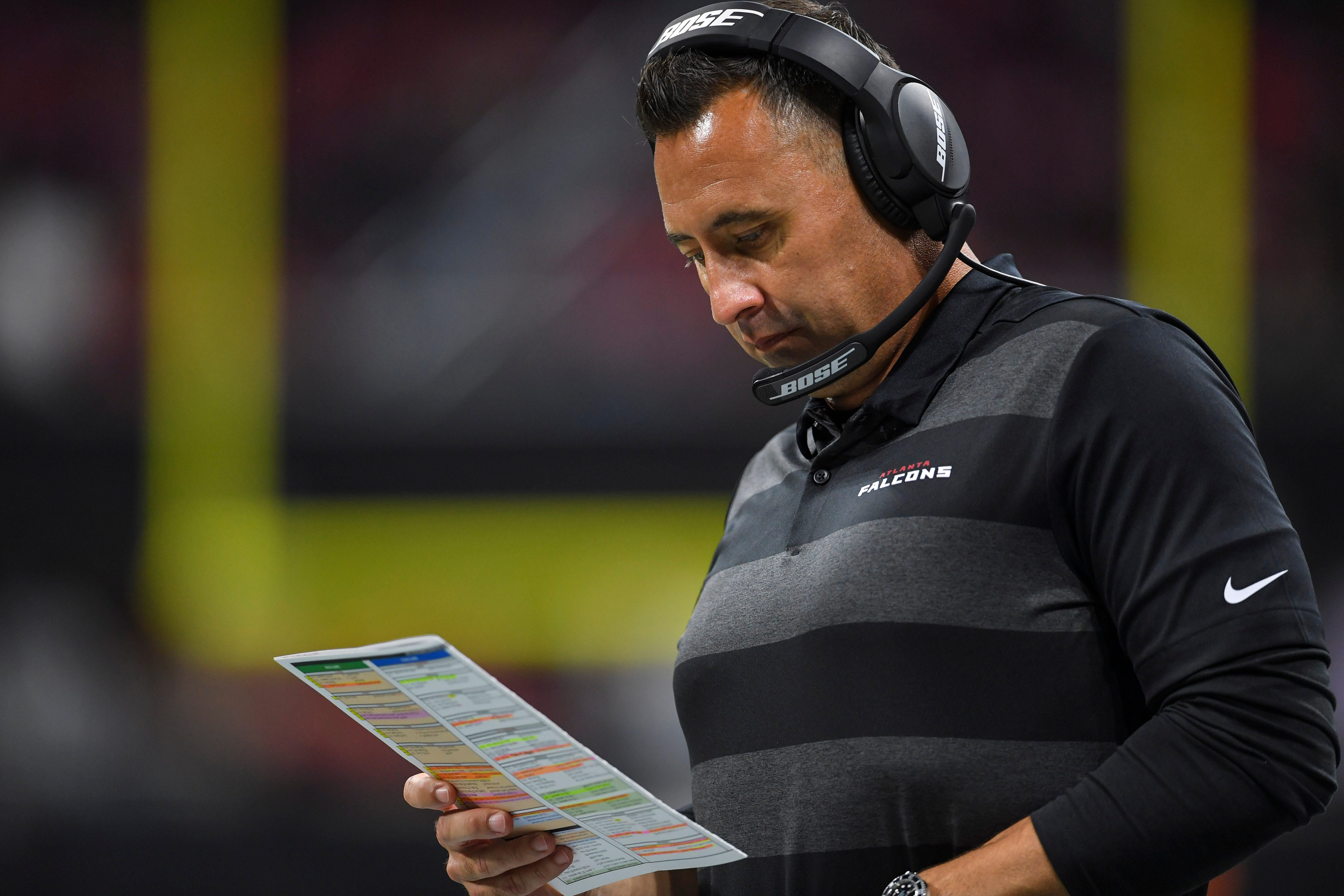 Document: Steve Sarkisian not seemingly to be joining Arizona Cardinals' staff as unique OC