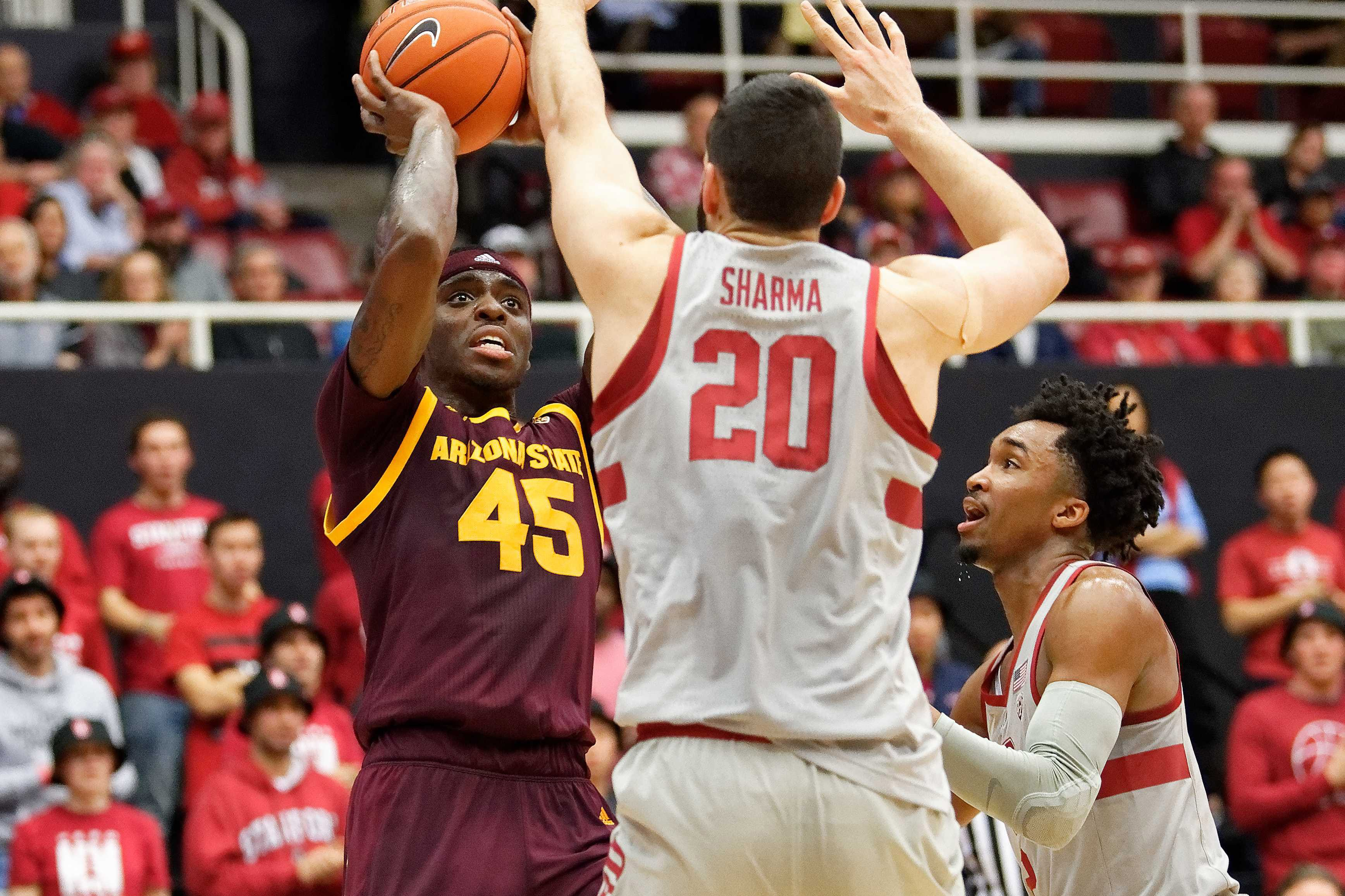 Zylan Cheatham plays after brother's funeral, but ASU falls at Stanford