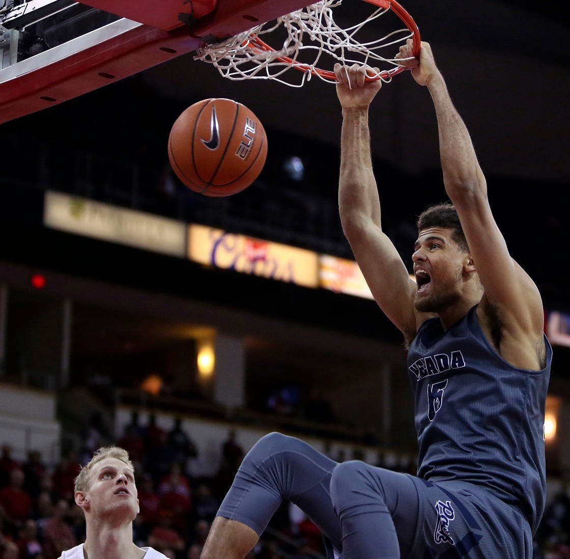 Nevada basketball passes tough road test at Fresno State, 74-64