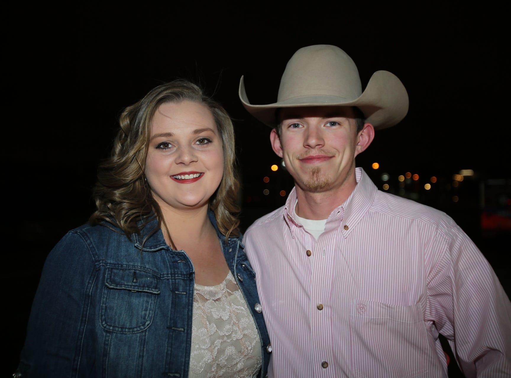 Kaitlynn and Brant Weaver
