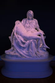 Dixie State University's weekly lecture series Dixie Forum: A Window on the World will host Arte Divine President David Newren in a presentation about the artistic journey he took to reproduce Michelangelo's sculptures.