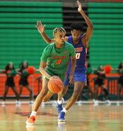 FAMU freshman M.J. Randolph scored 11 points against Savannah State.