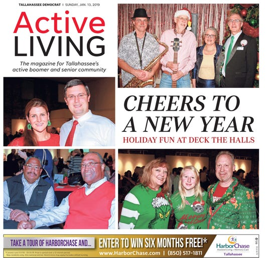 January 2019 issue of Active Living