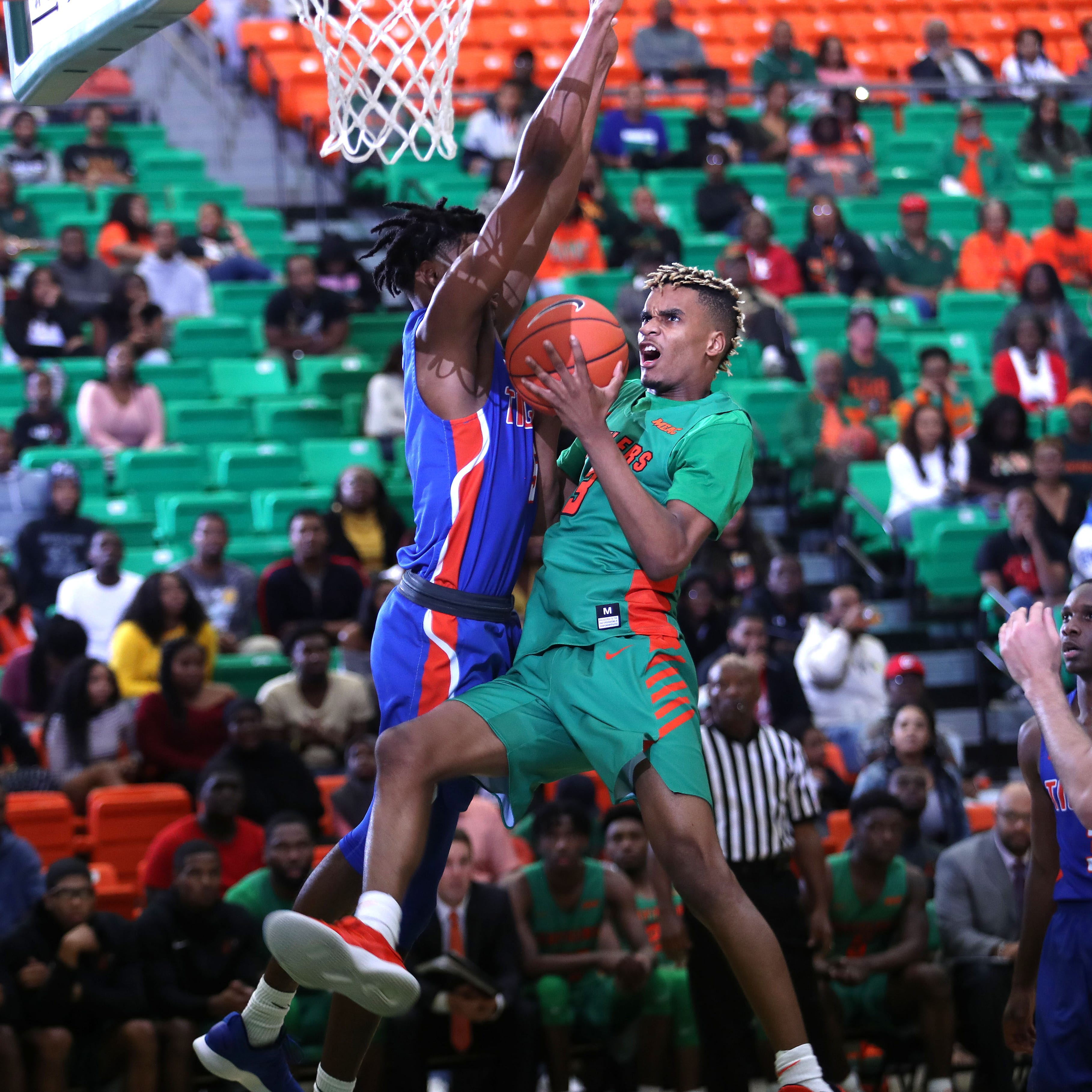 FAMU freshman M.J. Randolph 'works' his way into starting lineup