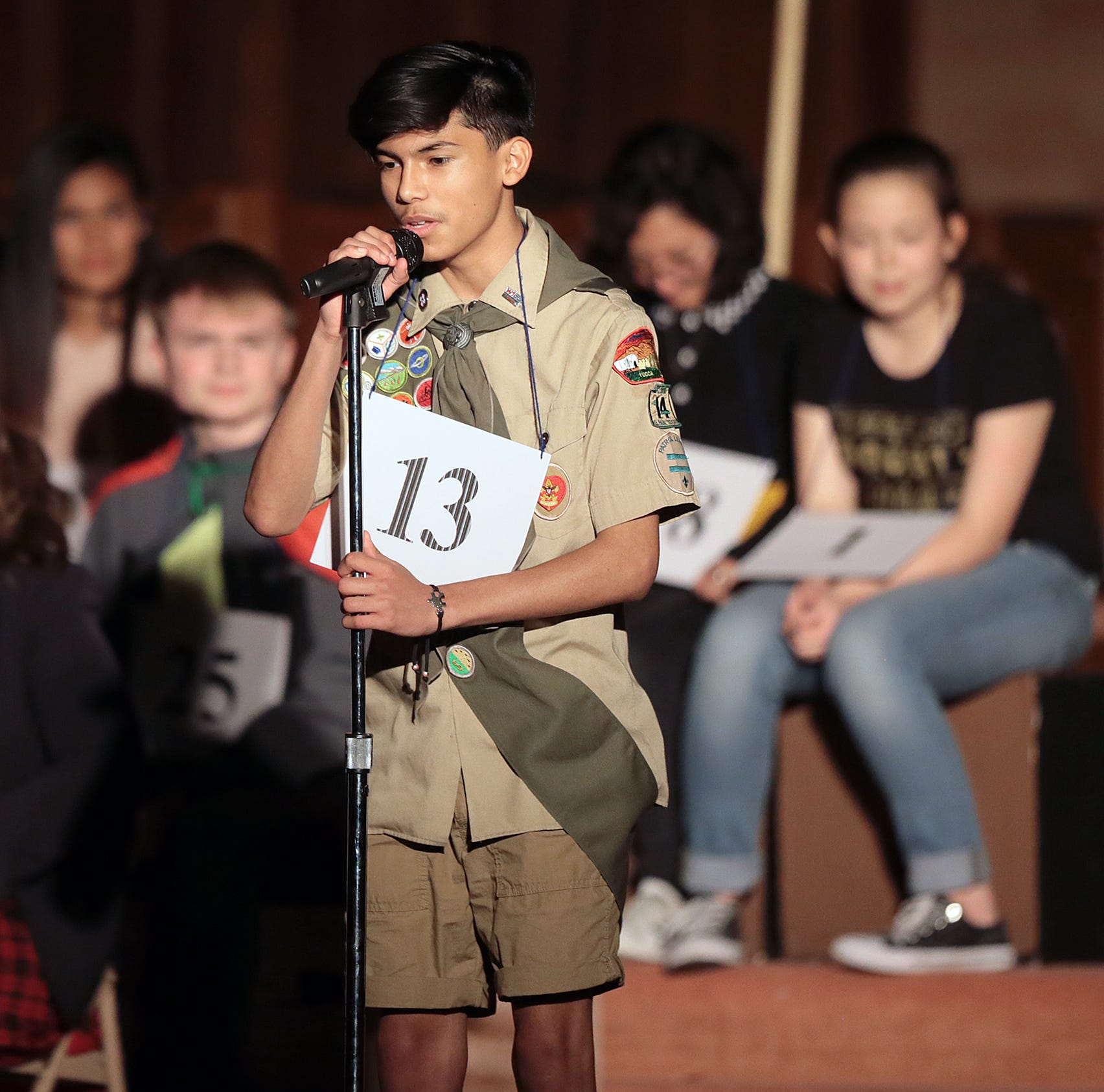 Newsboys, spelling bee contestants and actors lead El Paso-area stage productions