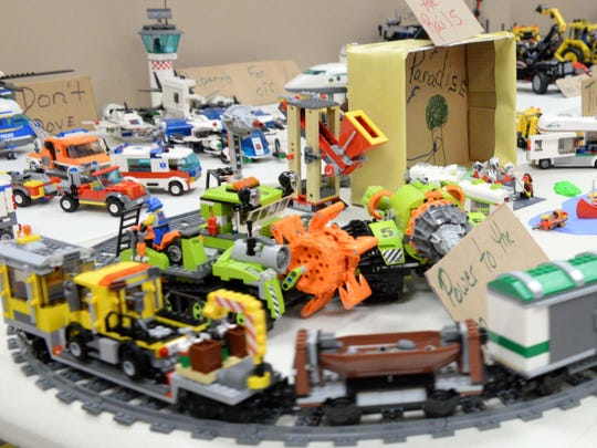 The seventh annual 4-H Brick Fair: It's a LEGO Palooza, a free family program, will be held from 2 to 4 p.m. Feb. 10 at the Cumberland County 4-H at the Rutgers Cooperative Extension of Cumberland County at 291 Morton Ave., in Rosenhayn.