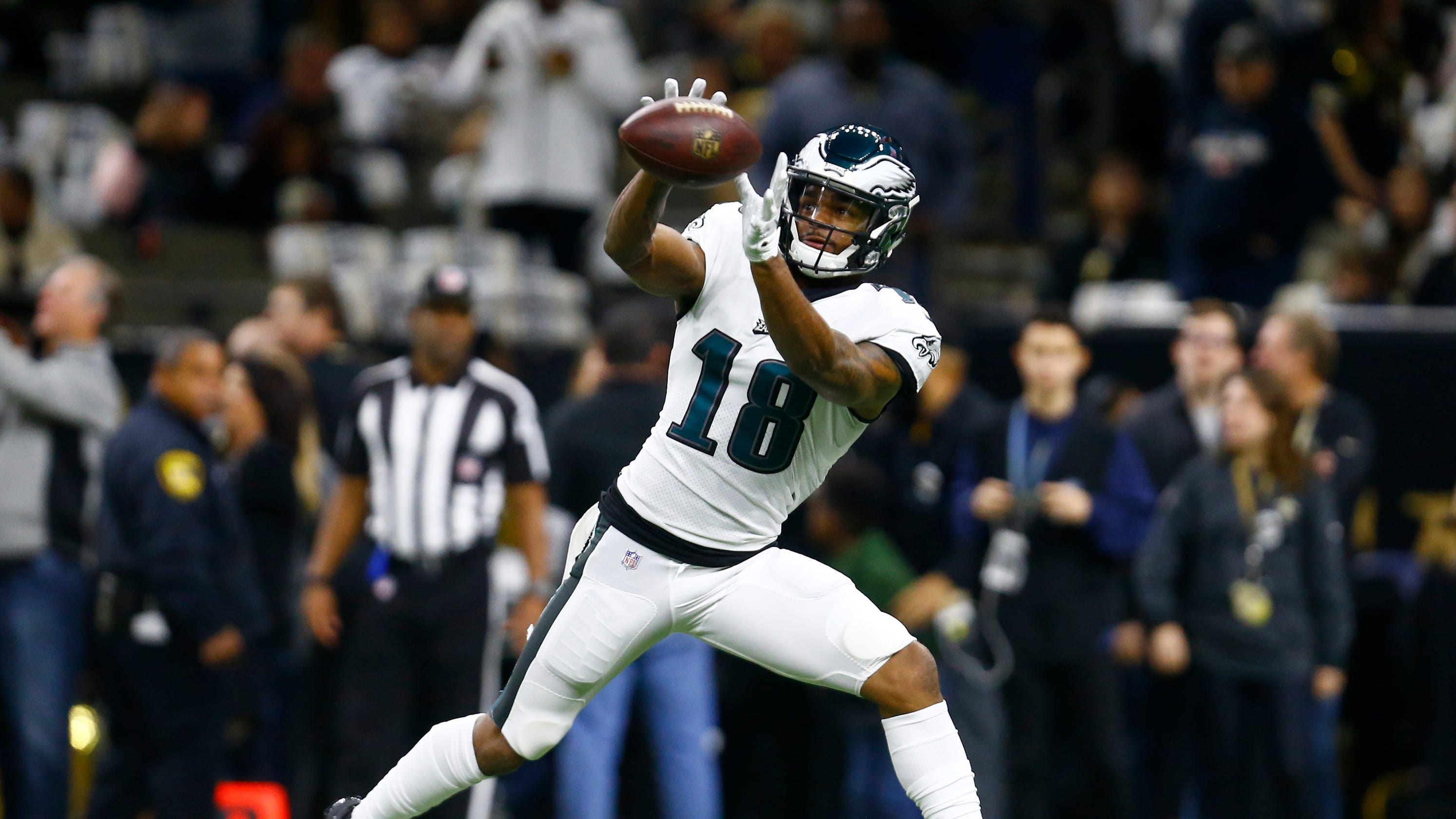 ca576fd9 Philadelphia Eagles' training camp: 3 players who have stood out, 3 ...