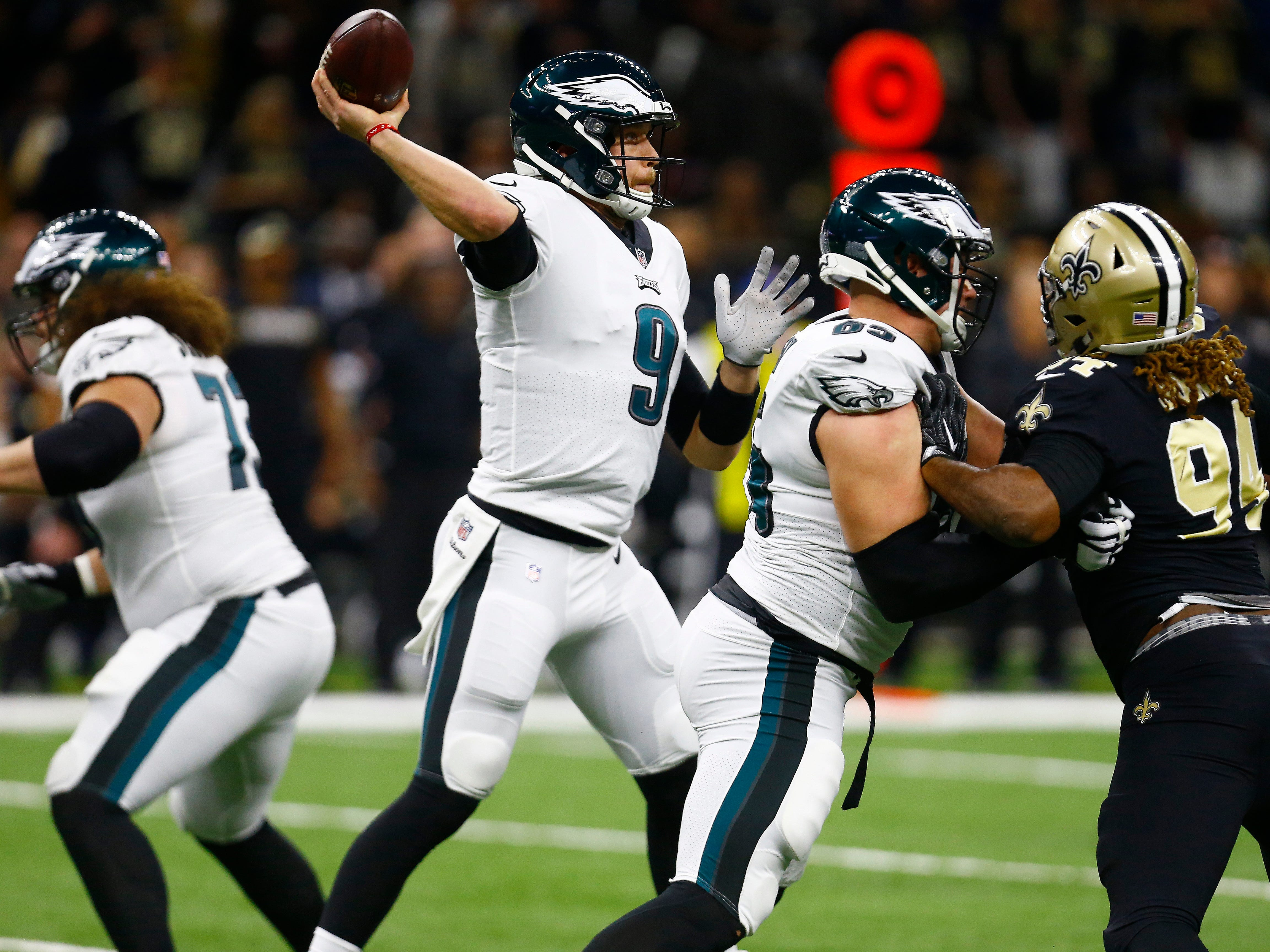 Nick Foles faces uncertain future after magic with Eagles runs out