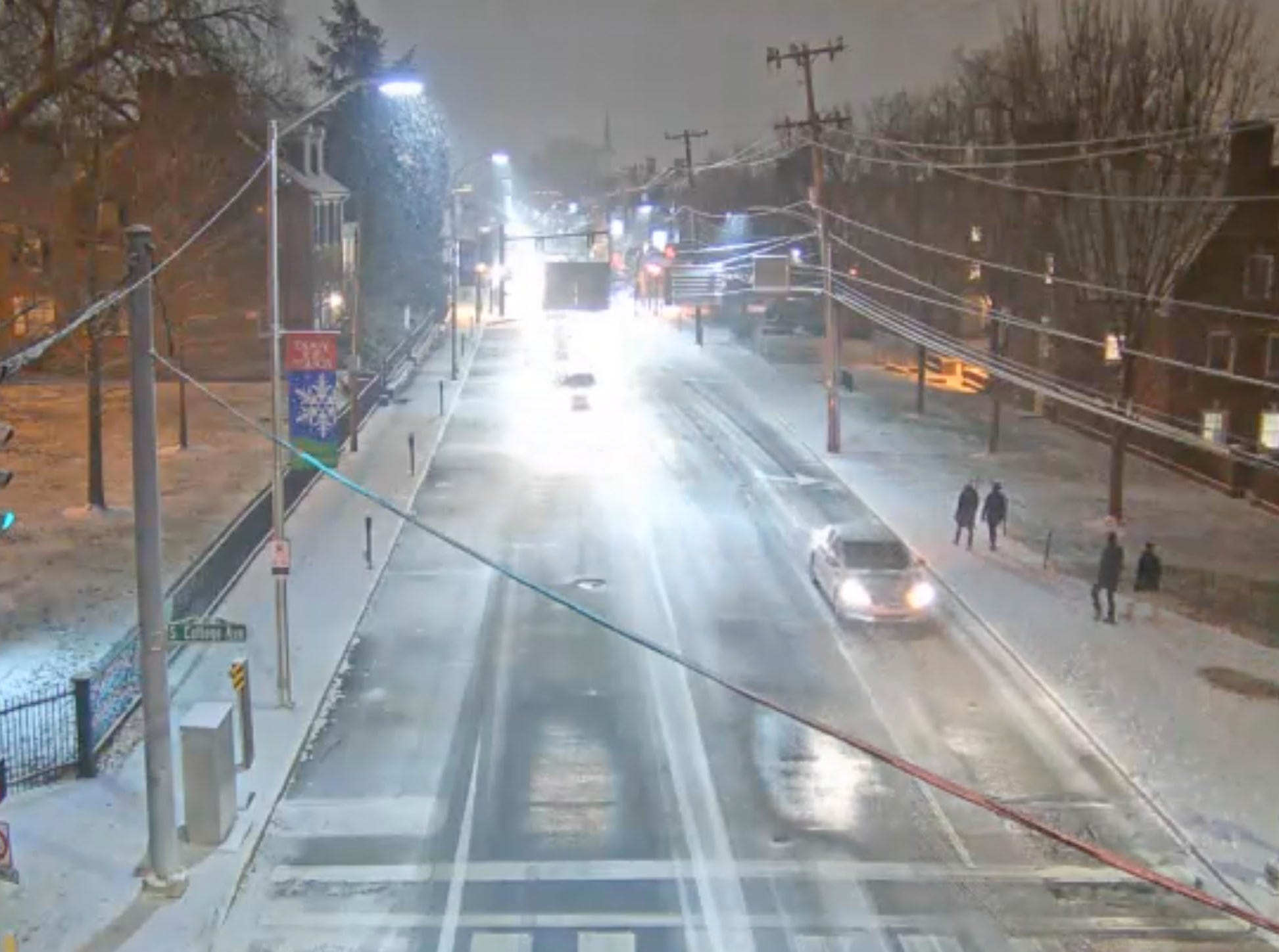 Delaware snowfall forecast upgraded: 3-6 inches of snow expected
