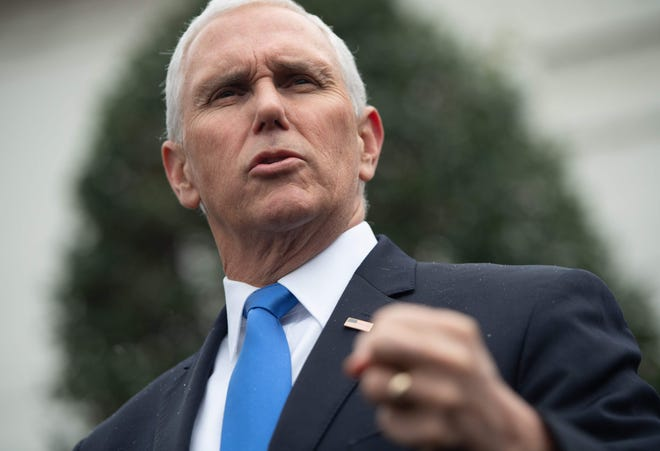 Vice President Pence S Salary Is Rising But Not As Much As Gop Wanted