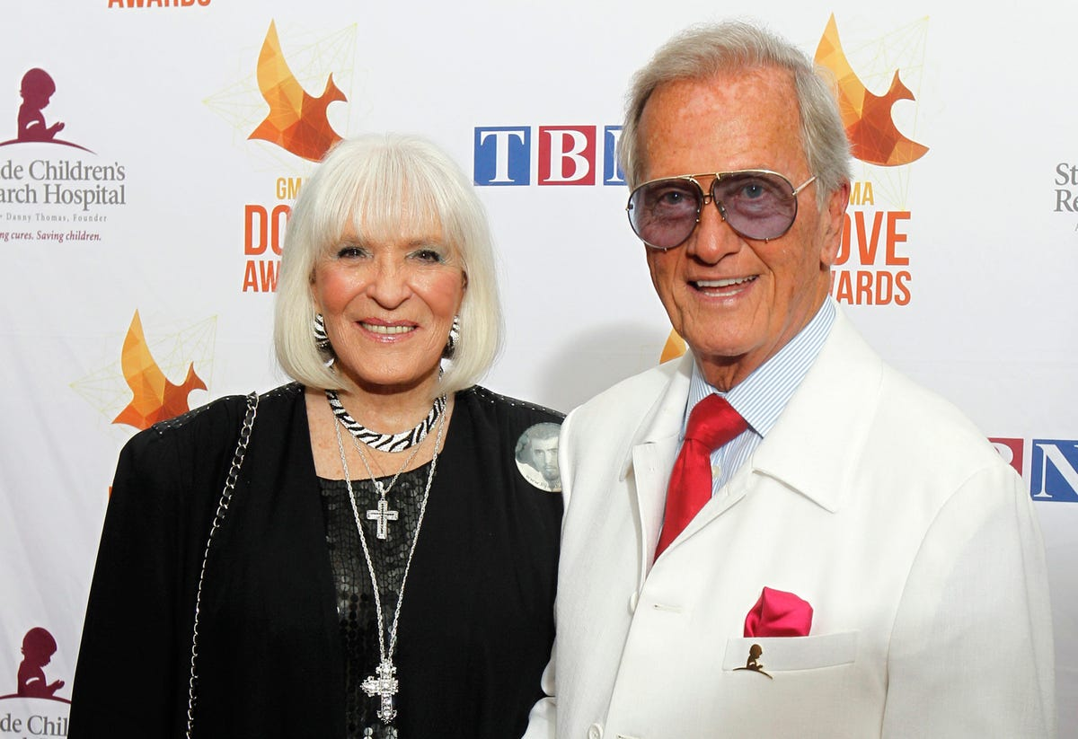 Pat Boone's wife, philanthropist Shirley Boone, has died