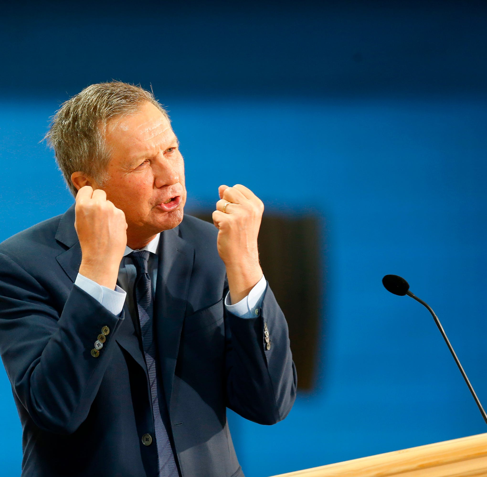 Kasich: Republican Party is mired in the 1950s and ignores today's America at its peril