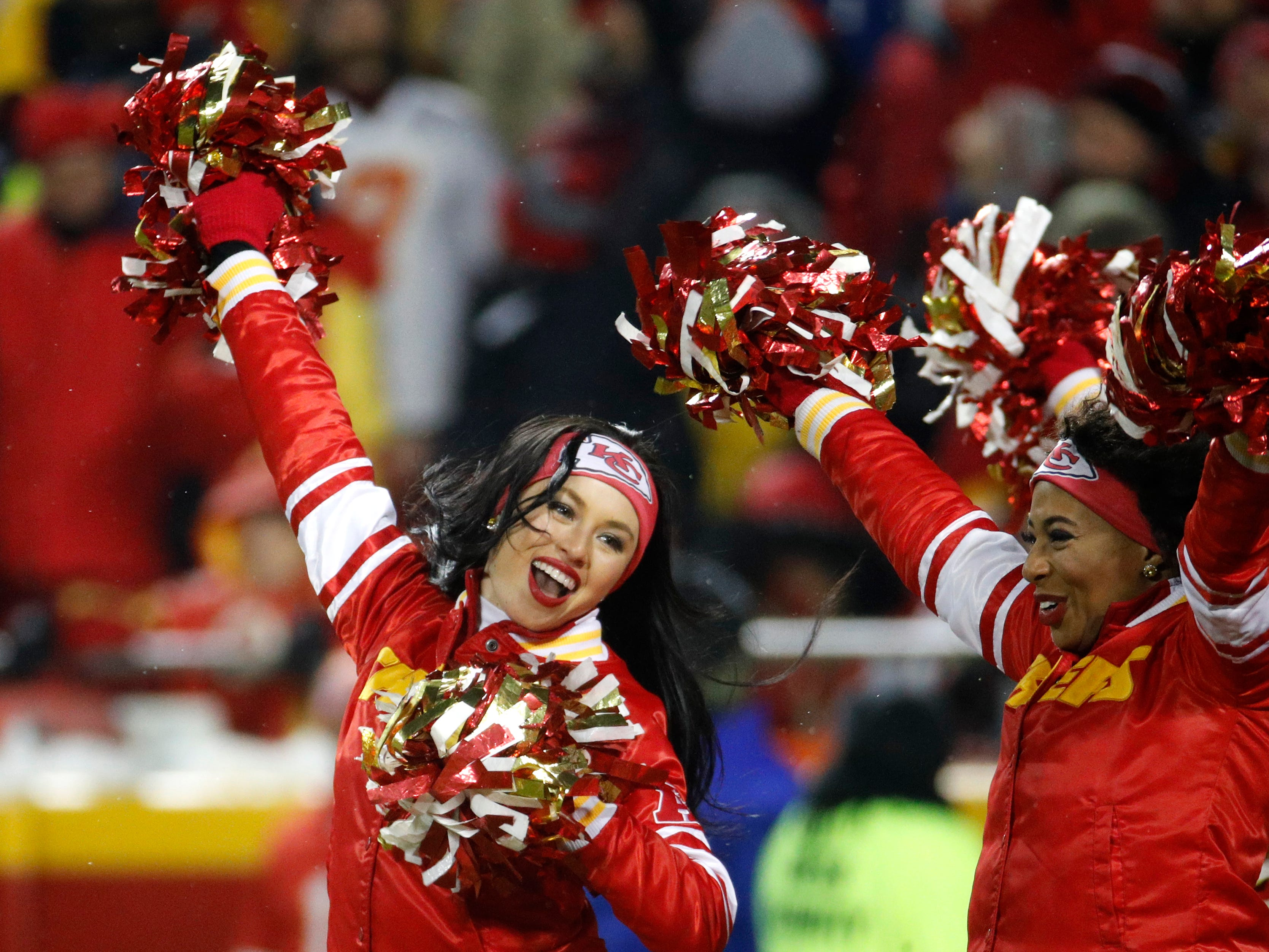 Divisional round: Kansas City Chiefs