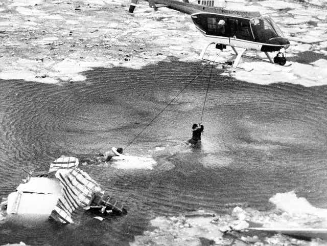 Air Florida Flight 90 Crashed In The Potomac River 37 Years Ago Today