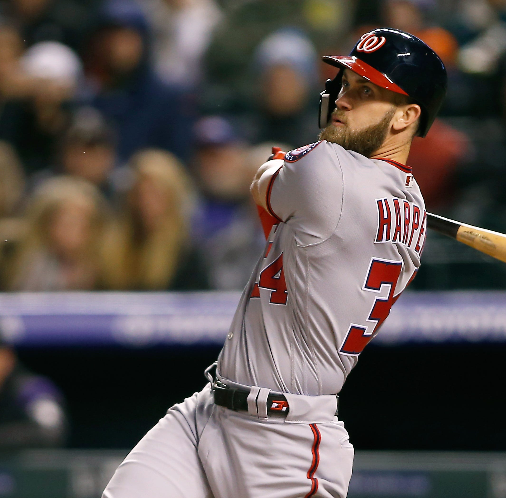 Philadelphia Phillies emerge as clear-cut favorite to land Bryce Harper after meeting