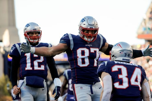 Nfl Afc Divisional Playoff Los Angeles Chargers At New England Patriots