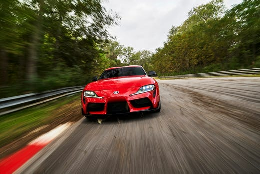 The 2020 Toyota Supra As 2019 Detroit Auto Show Begins This Week With Media