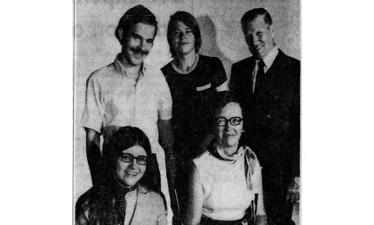 This photo ran in The Post-Crescent on July 12, 1971.