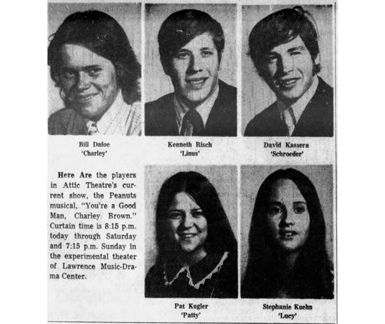 These photos ran in The Post-Crescent on July 5, 1972.