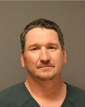 David Asay was arrested after allegedly fleeing a traffic stop.