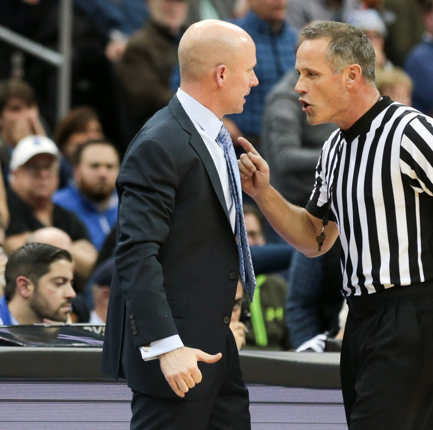 Introducing college basketball's Ref-Rage Meter: How justified is your angst?