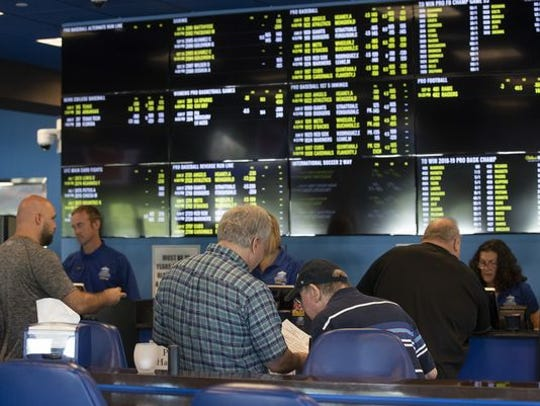 The sports betting market in New Jersey continued to grow in December, according to statistics released by the New Jersey Division of Gaming Enforcement on Monday.