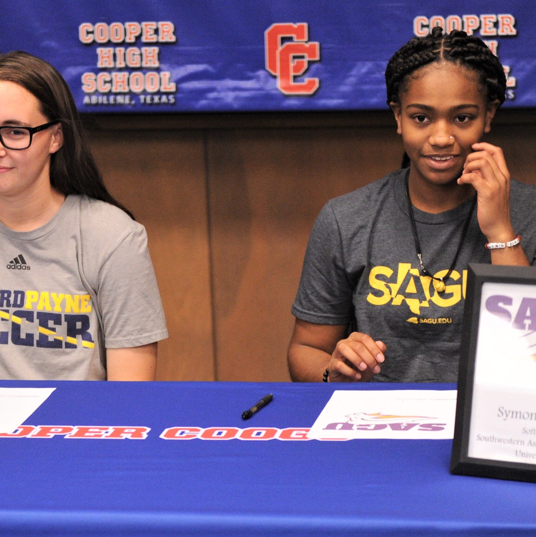 Abilene Cooper's Gary, Gregory moving on to next level to play college ball