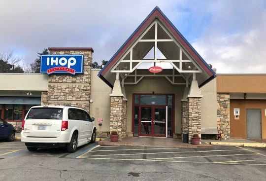 The IHOP restaurant next to the Ramada Inn on Smokey Park Highway will return once the new buildings are finished, according to the developer.
