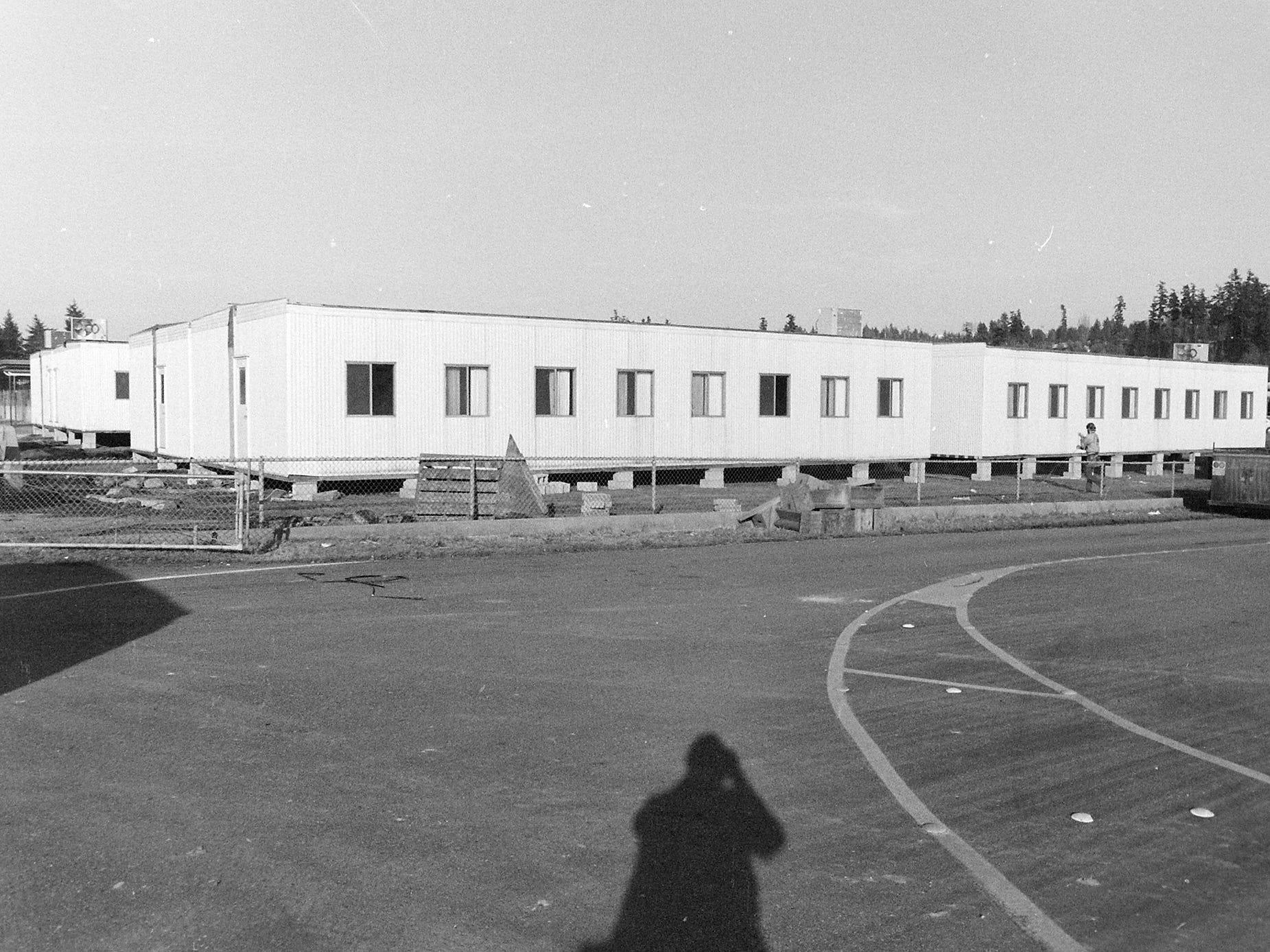02/03/84Bremerton High Temporary Classrooms