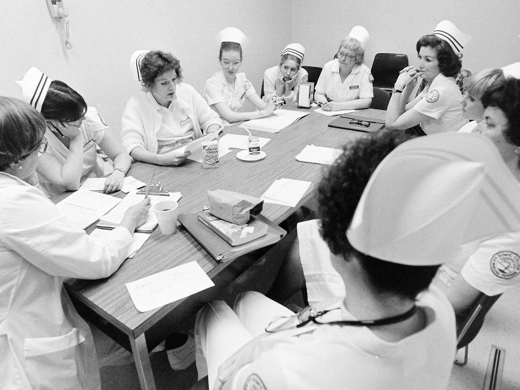 02/16/84OC Student Nurses