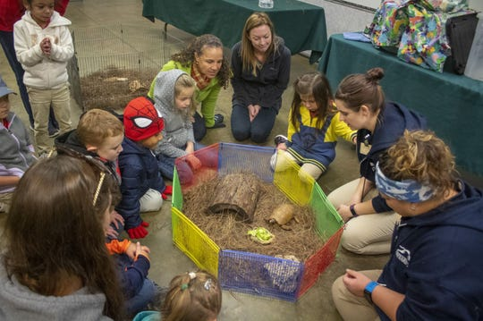 Brevard Zoo is rolling its spring education programs.