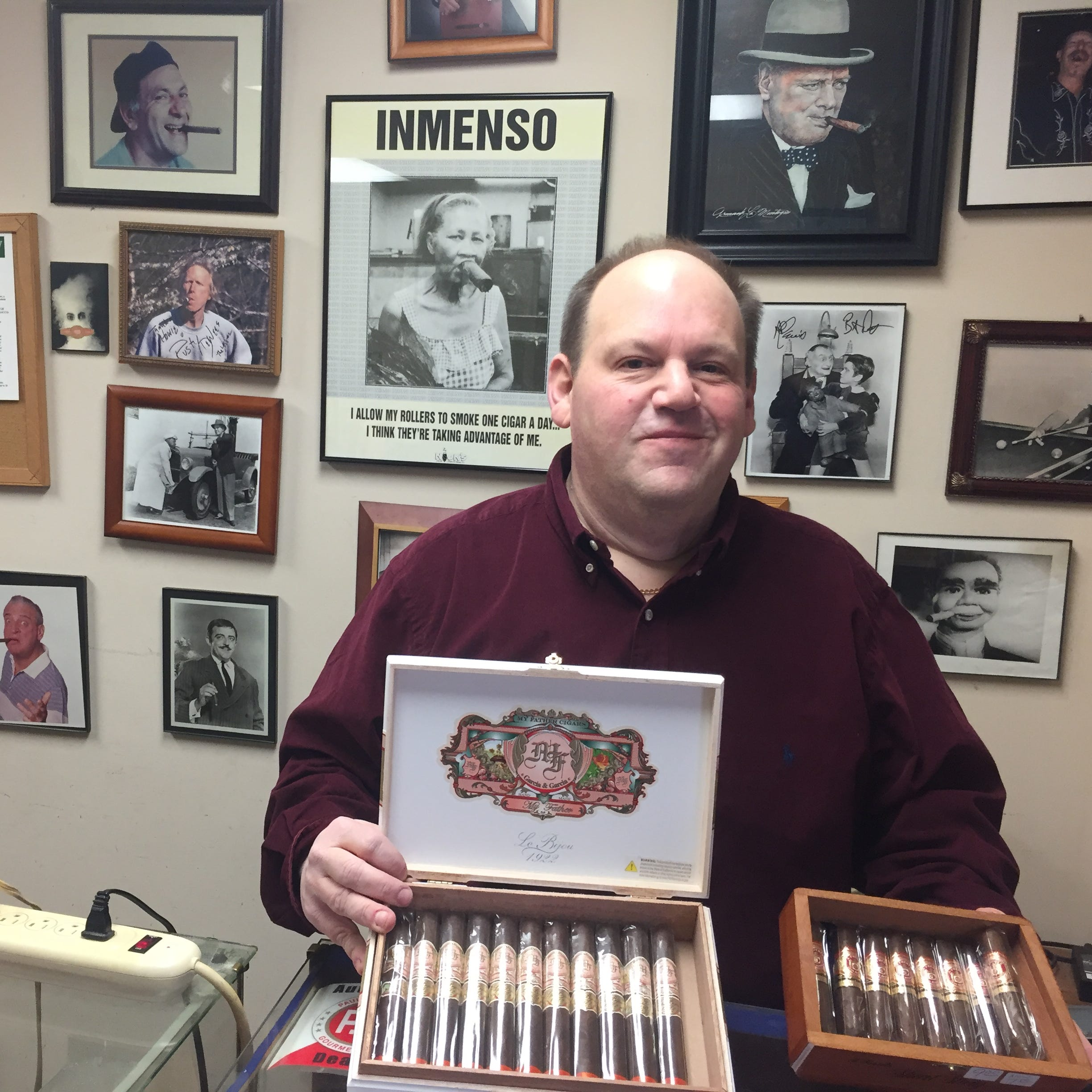Cigar store Howie's Humidor to close after 23 years in South Burlington
