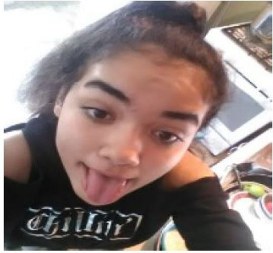 Marisol Arroyo, 12, is missing from Live Oak County. If you have any information, call 361-449-2271.