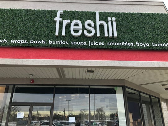 Freshii restaurant closes its Maple Shade location after just one year.