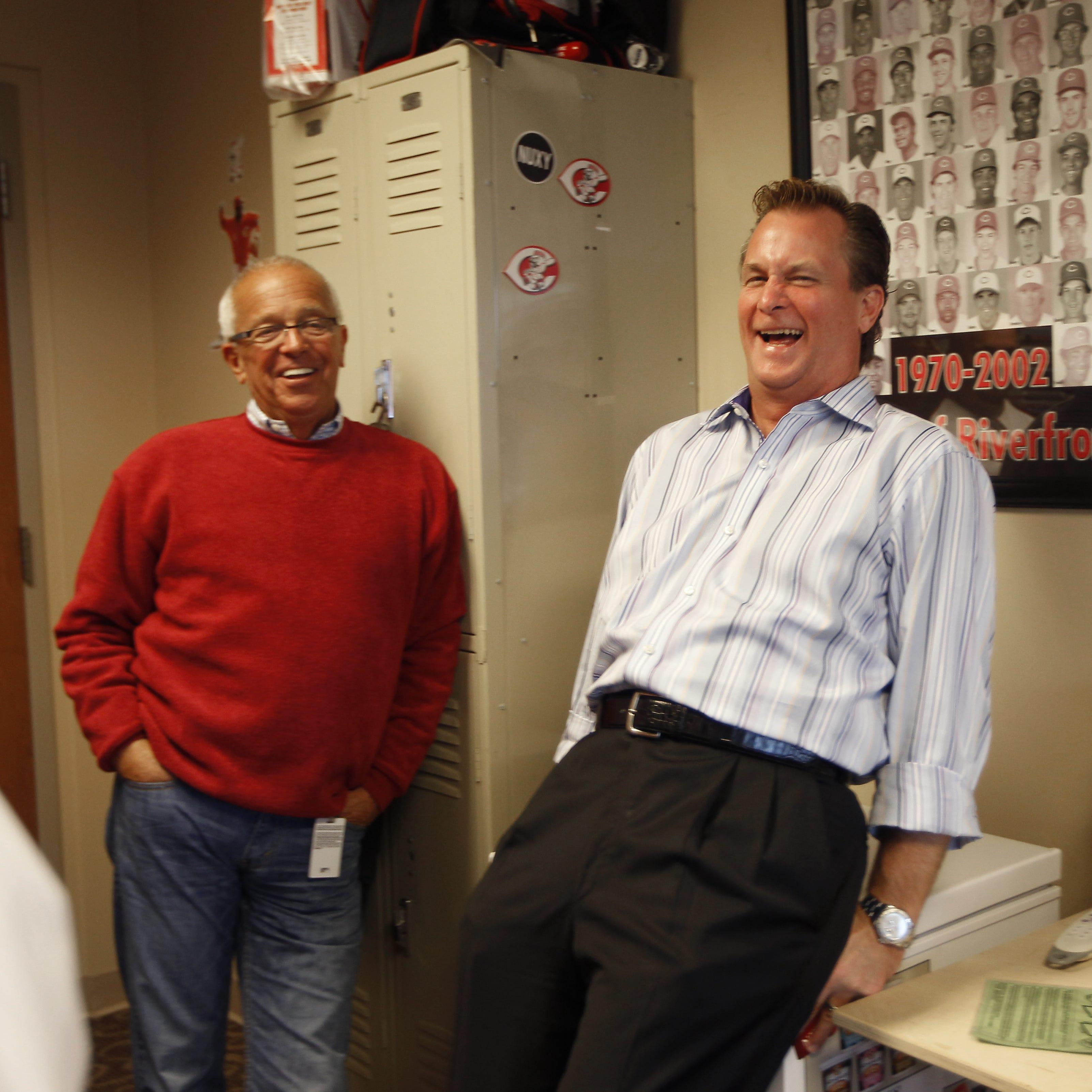 RedsXtra: John Fay's Marty Brennaman memories