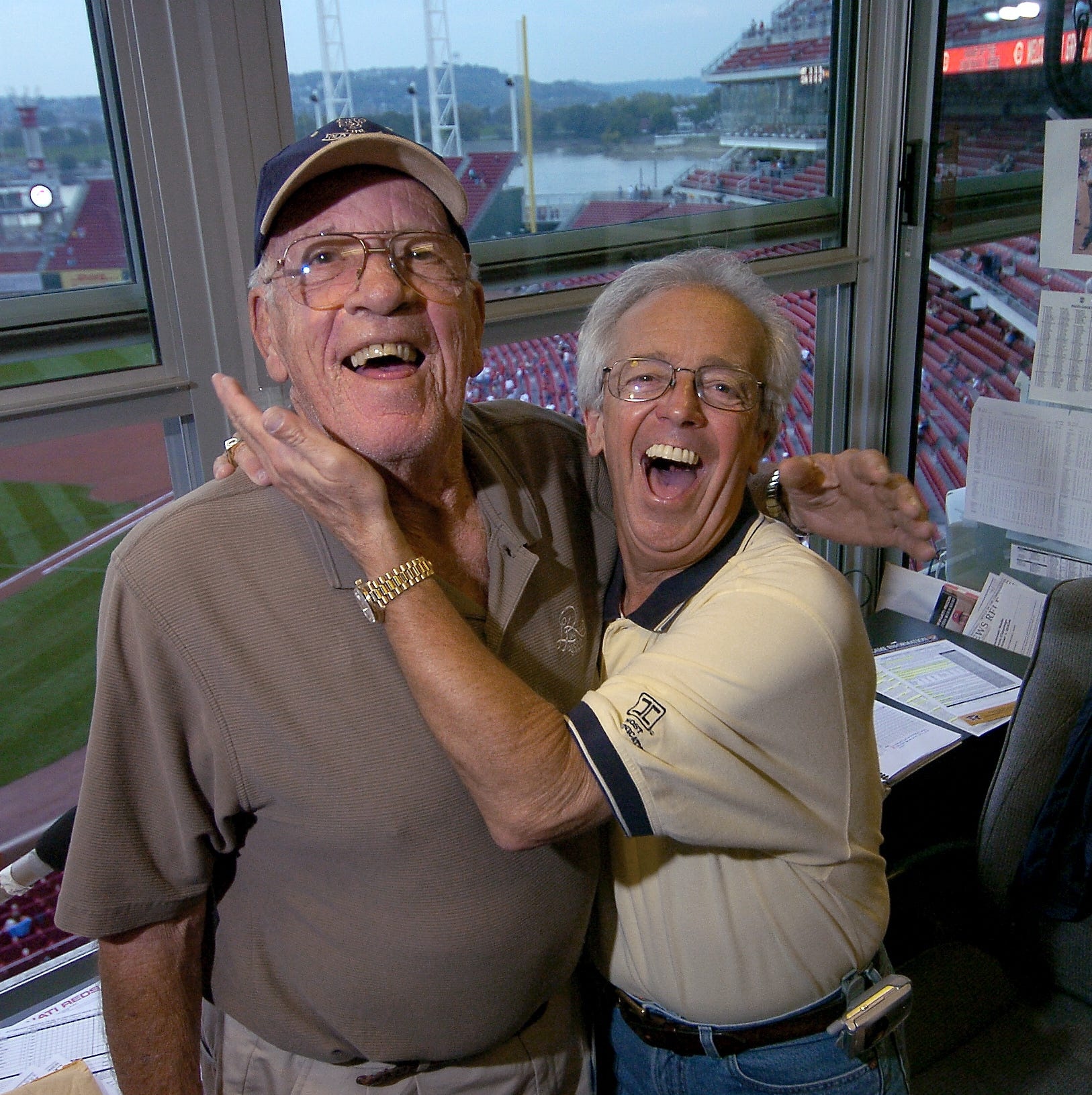 Relive some of Marty Brennaman's greatest calls in the Cincinnati Reds radio booth