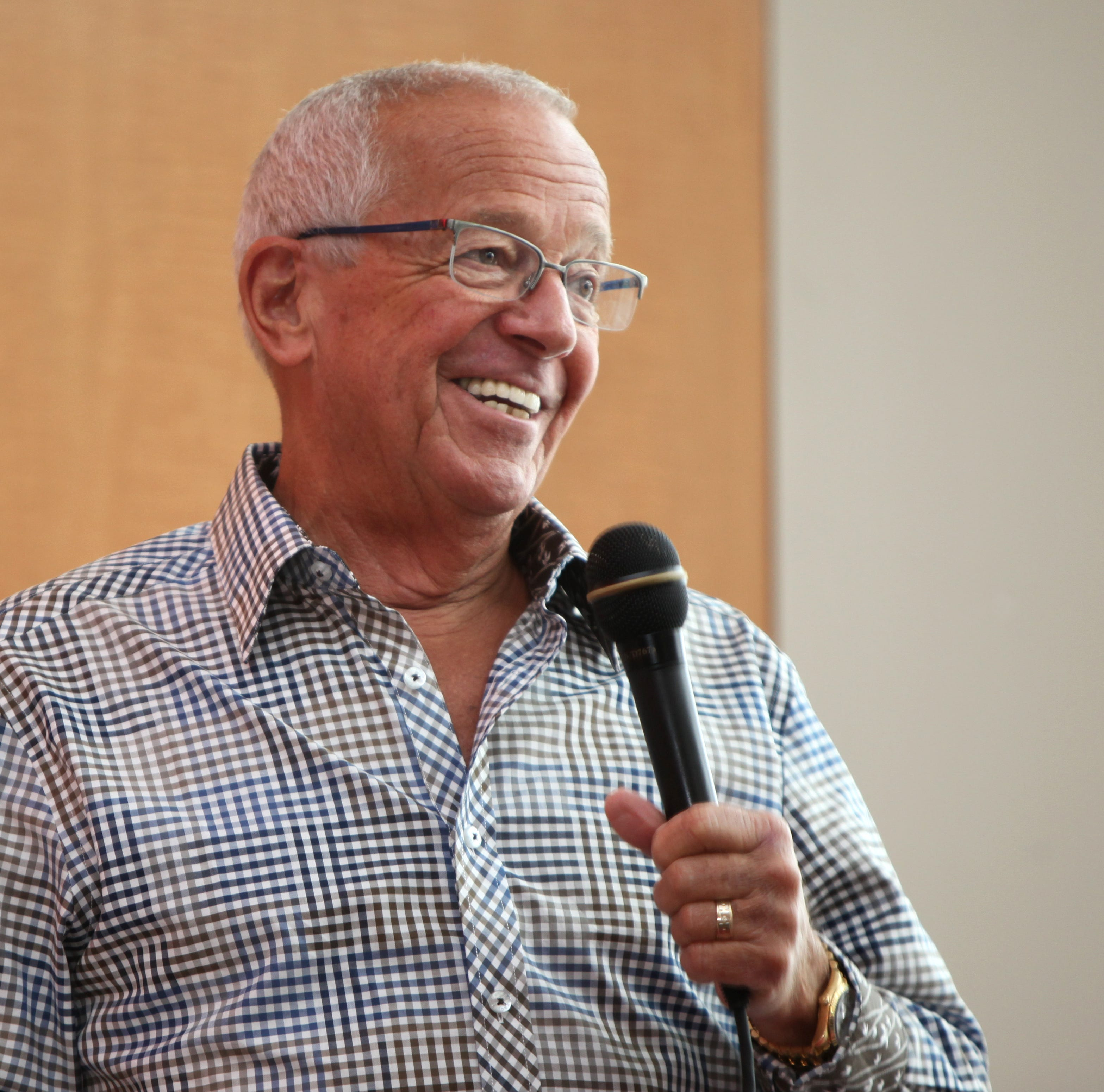 Doc column: We have one more summer before the sun sets on our time with Marty Brennaman