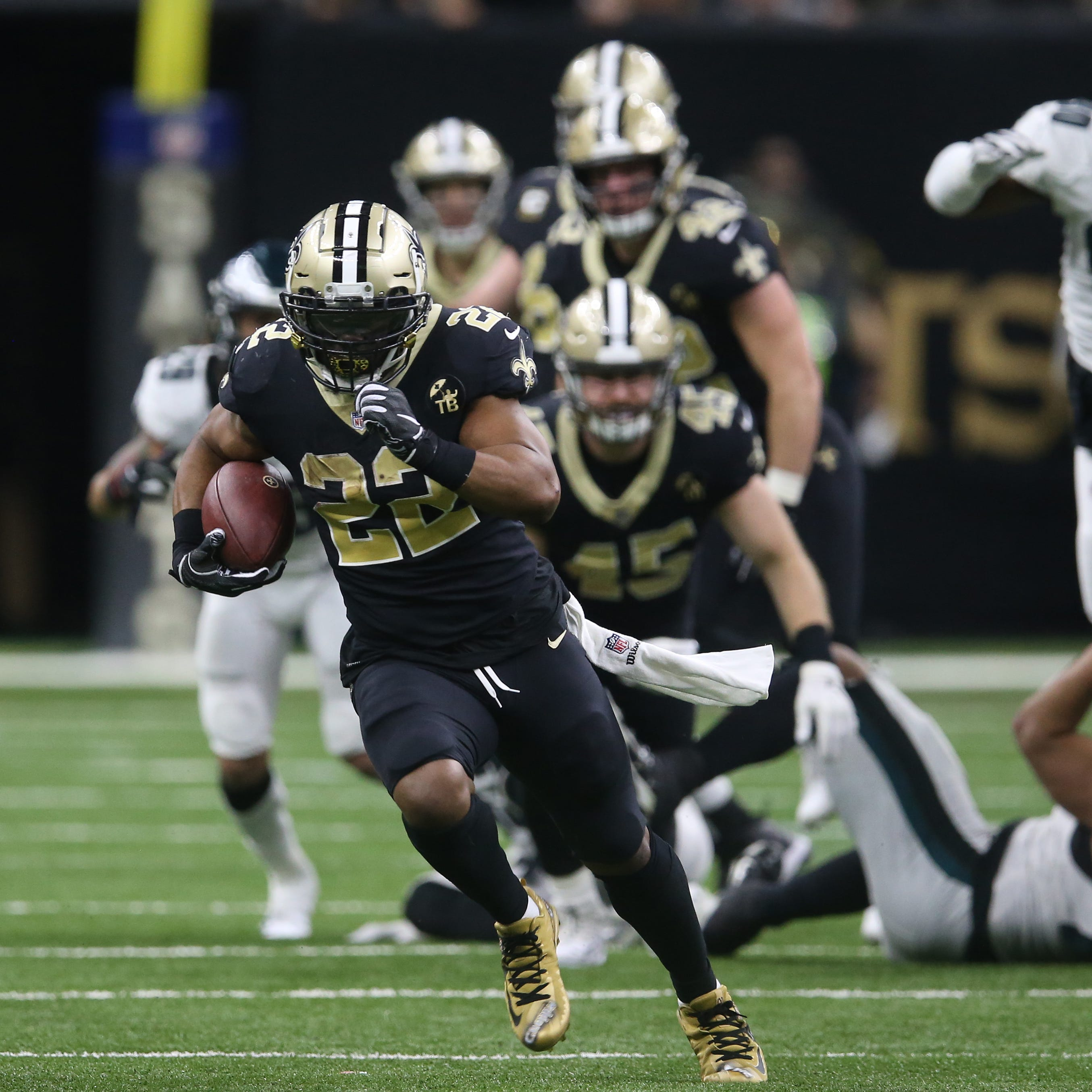 NFL Playoffs: New Orleans Saints rally past Philadelphia Eagles, will host NFC title game