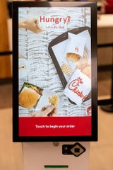 Chick-fil-A is bringing a kiosk-based food ordering system to Austin Peay State University.