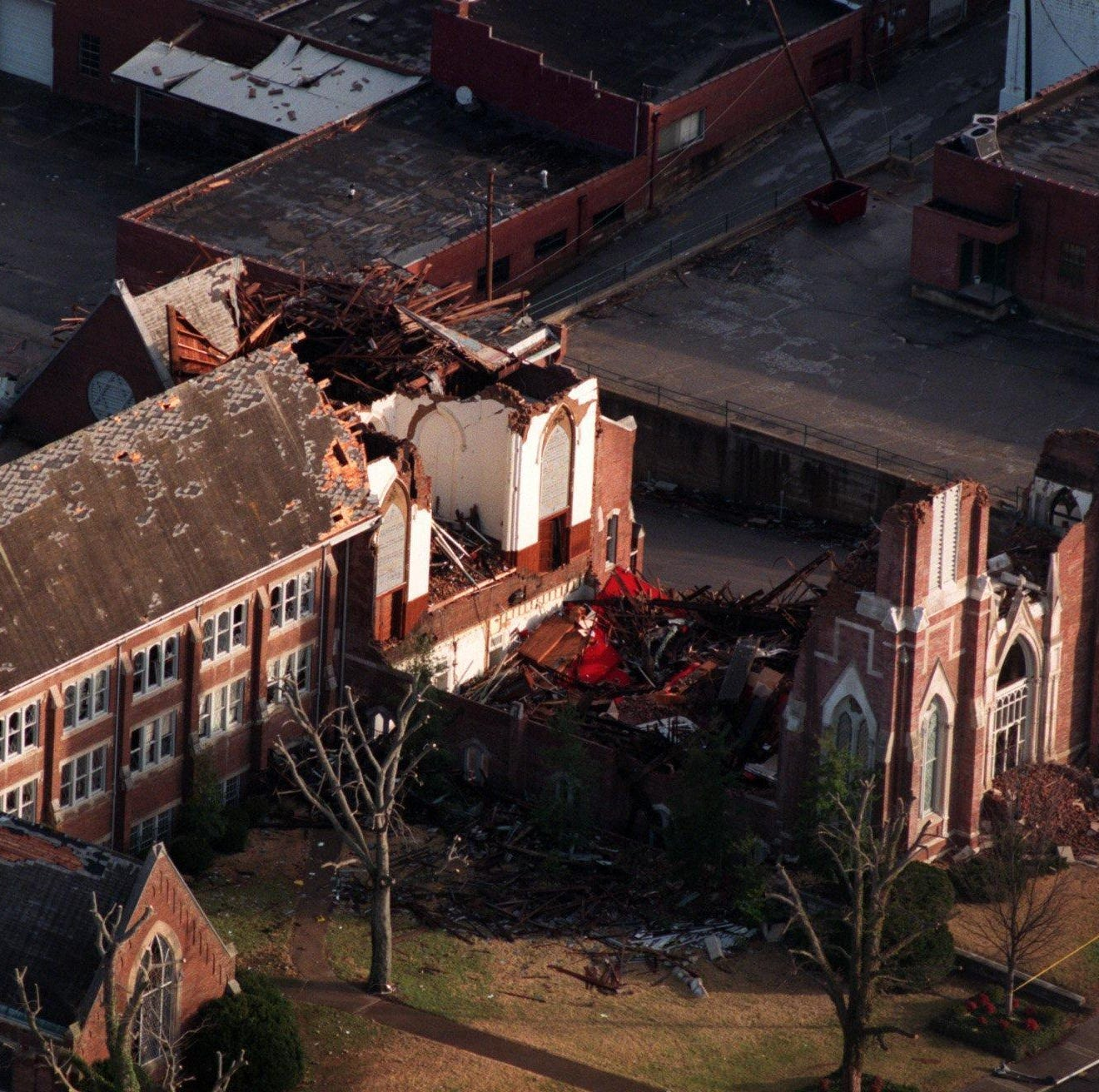 Remembering the 1999 Clarksville tornado: 'It looked like a bomb exploded'
