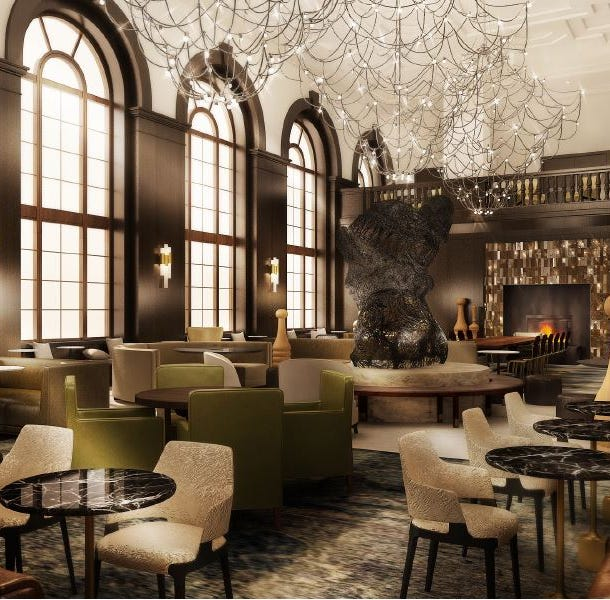 Take a sneak peek inside Hotel Fort Des Moines' $50 million top-to-bottom renovation