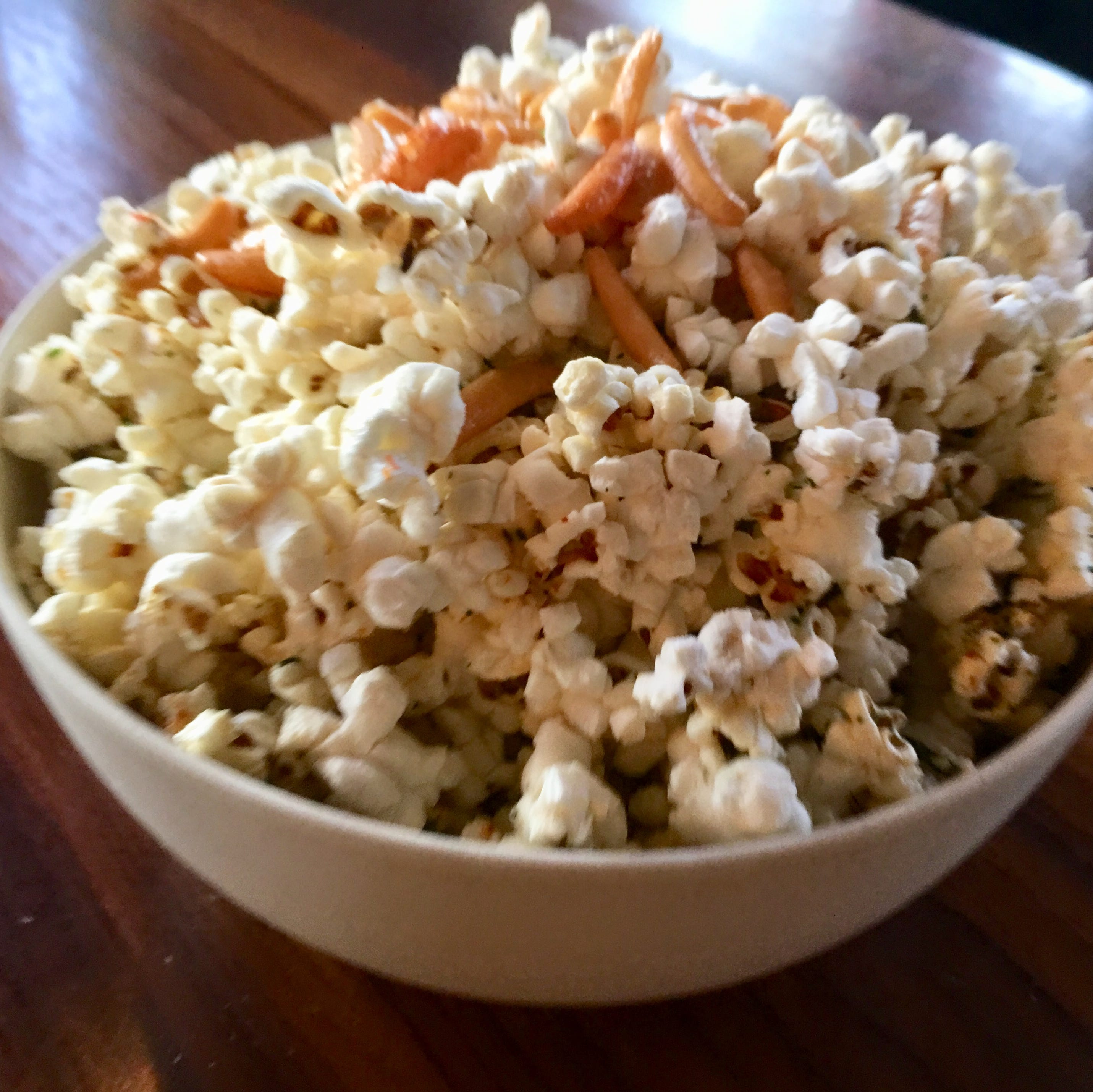 Celebrate National Popcorn Day with spicy hurricane popcorn from Hawaii