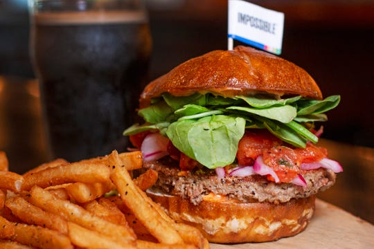 HopCat will now serve the Vegan Impossible Burger