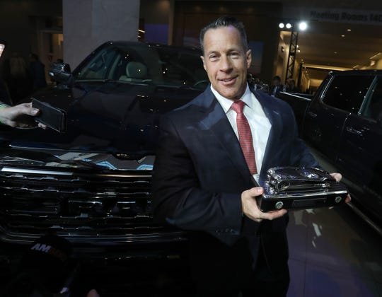 Reid Bigland, who leads the Ram truck brand and U.S. Sales, is leaving Fiat Chrysler Automobiles.