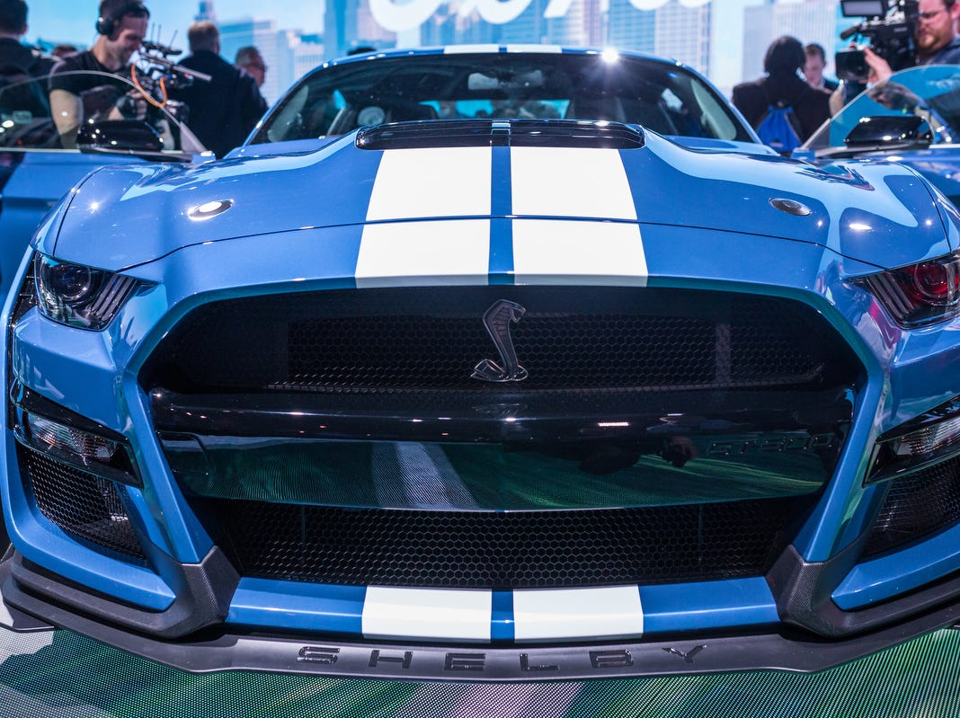 At 700-plus horsepower, 2020 Shelby GT500 is the ultimate Mustang